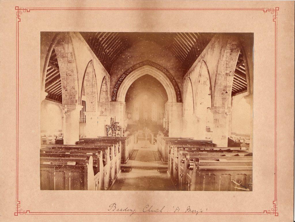 St Marys interior 1885