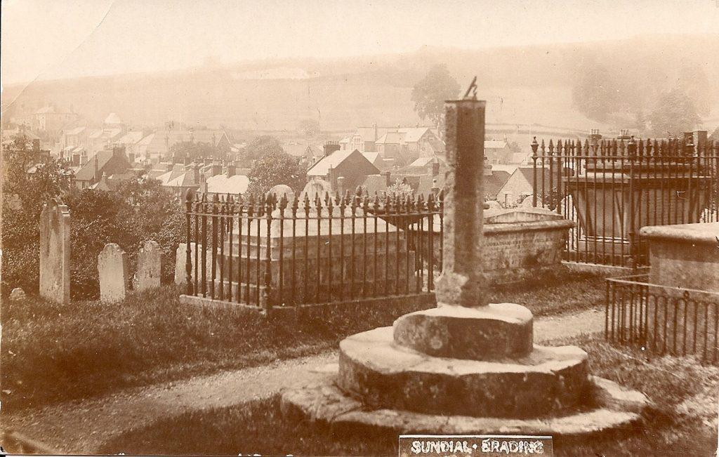 Sundial St Mary's 1904