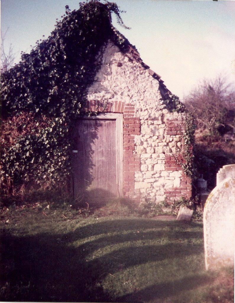 Gun shed 1983