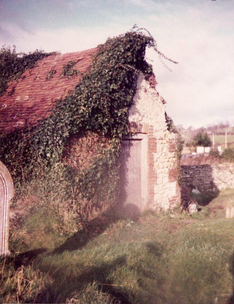 MP1058 Gun shed 1983