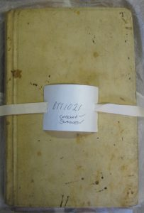Brading Town Book 1839-1853