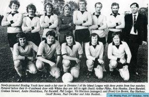 Brading Youth F C 1979