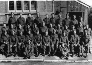 Brading's own Dad's Army, about 1943.