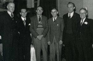 Laundry Staff Dec 1950.