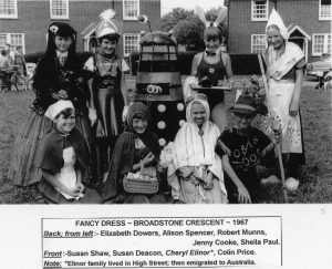 Fancy Dress Competition 1967