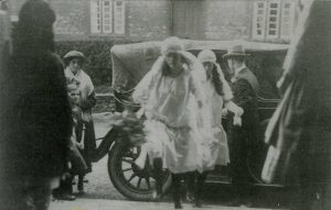 Marriage of Frederick George FOWLER and Doris Emily FIRTH 1925