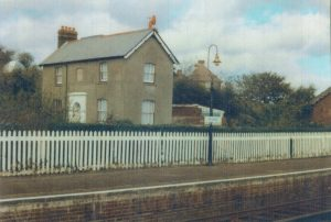 Stationmasters house Brading