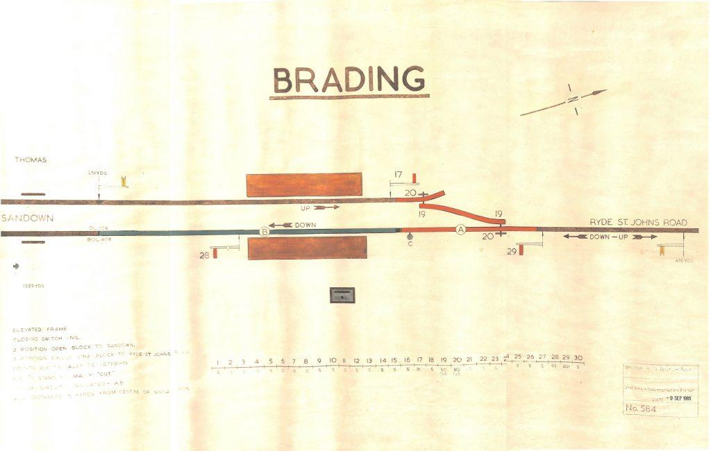 IRD0016 track plan