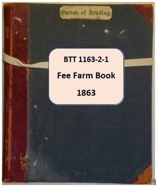 BTT 1163-2-1 dummy cover