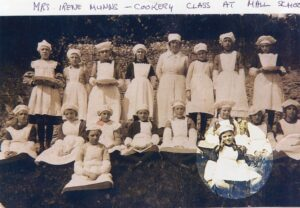Brading Bake off 1920s style. SMP 097